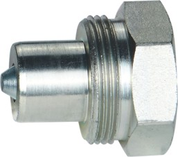 QKTL THREAD TO CONNECT DOUBLE SHUT OFF COUPLINGS