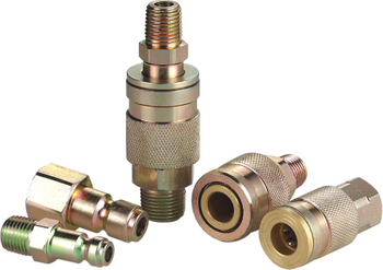 T Series - Tru-Flate/Automotive Interchange Pneumatic Quick Couplings